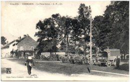 21 COMMARIN - La Plate-forme - France