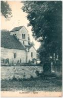 21 CLAMEREY - Eglise - Autres Communes