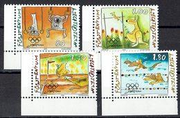 Liechtenstein 2000 // Mi. 1241/1244 ** - Liechtenstein