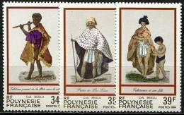 Polynésie, N° 216 à N° 218** Y Et T - Polynésie Française