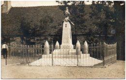 21 BRAUX - Monument Aux Morts - Carte-photo - Autres Communes