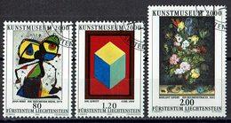 Liechtenstein 2000 // Mi. 1245/1247 O - Liechtenstein