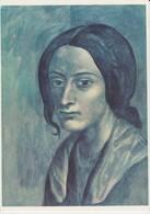 (ART177) PICASSO. LA MUJER DEL MECHON ... UNUSED - Pintura & Cuadros