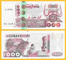 Algeria 1000 Dinars P-142b(3) 1998 UNC Banknote - Algerije