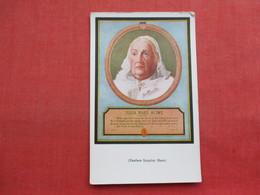 Julia Ward Howe     Ref 3356 - Historical Famous People