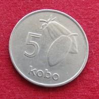 Nigeria 5 Kobo 1973 KM# 9.1 - Nigeria