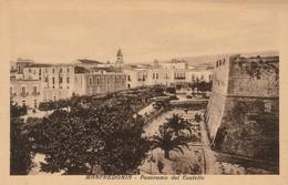 MANFREDONIA - PANORAMA DEL CASTELLO - Manfredonia