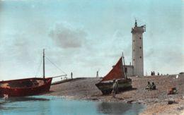 Le Hourdel (80) - Barques Sur La Grève - Le Touquet