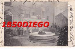BAGNOLI 8 NAPOLI ) INTERNO DELLE TERME DI S. ROCCO F/PICCOLO VIAGGIATA  ANIMAZIONE - Napoli (Naples)