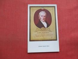 John Marshall  Ref 3356 - Historical Famous People
