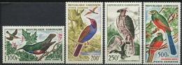 GABON 1963 Birds Animals Fauna MNH - Birds