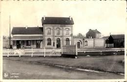 Lambusart - La Gare (Bromurite, Edit. A. Leplang) - Fleurus