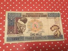 5000F 1985 TB - Guinea