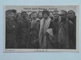 Russia 325 Kozak 1914 Josefstadt - Russia