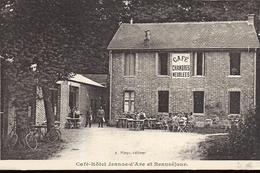 Café Hôtel Jeanne D'Arc Et Beauséjour Edition A Nieps - Mailly-le-Camp