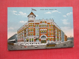 Athearn Hotel  Wisconsin > Oshkosh   Ref 3357 - Oshkosh