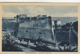 MANFREDONIA - CASTELLO ANGIOINO - Manfredonia
