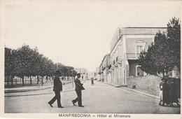 MANFREDONIA - HOTEL AL MIRAMARE - Manfredonia