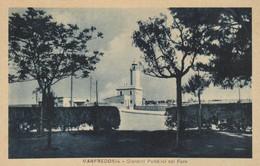 MANFREDONIA - GIARDINI PUBBLICI CON FARO - Manfredonia