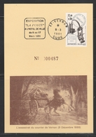 """DAGUIN"" EXPO. VERNON 9.3.91 - Postmark Collection (Covers)"