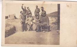 FONTIERE FRONTERA ITALO AUSTRIACA ANNO YEAR AN 1917 FIRST WORL WAR CHARACTERS - BLEUP - Weltkrieg 1914-18