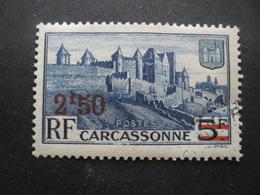 FRANCE N°490 Oblitéré - France