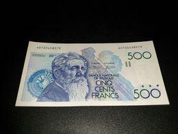 Belgio P.143 500 Francs 1998  Unc - [ 2] 1831-...: Belg. Königreich
