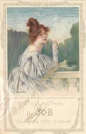 Collection JOB -Calendrier 1900 LEANDRE - Illustrateurs & Photographes