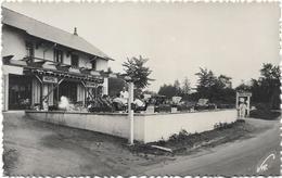LAC DES SETTONS ( Nièvre ) HOTEL DE LA PLAGE ( Tel . 25 à Montsauche ) - Montsauche Les Settons