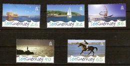 Guernsey Guernesey 2005 Yvertn° 1063-1067 *** MNH Cote 10 Euro - Guernesey