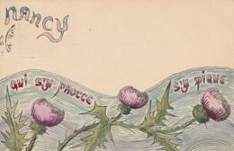 Nancy - Qui S'y Frotte S'y Pique 1899 - Nancy