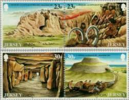 Jersey Cept 1994 Yvertn° 644-47 *** MNH Cote 5 Euro - Jersey