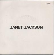 45T. JANET JACKSON.    Again : 922087 - World Music