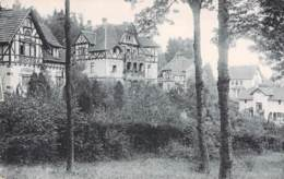 Meiningen - Villenpartie Beim Roten Hahn 1919 - Meiningen