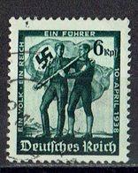 DR 1938 // Mi. 663 O - Deutschland