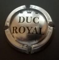 Capsule Mousseux Blanc Des Blancs Duc Royal - Placas De Cava