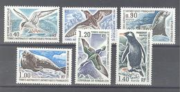 T.A.A.F. N°55 à 60 (Très Bon état, à 15% De La Cote) - Terre Australi E Antartiche Francesi (TAAF)