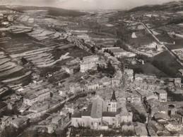 Ardèche : SATILLIEU : Vue Aérienne - Le Centre - C.p.s.m. - Photo Vérit. - Grand Format - France