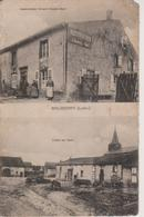 57 - VOLSTROFF - 2 VUES - RESTAURANT DERATTE-HAUT - CARTE RARE - Autres Communes