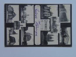 Ukraine 457 Czernowitz  Cernivci 1912 Synagoge - Ucraina