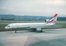 Kampuchea Airlines Lockheed L-1011-385-1 Tristar 1  XU-600 - 1946-....: Era Moderna