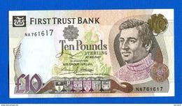 Ireland   Belfast  10  Pounds  1998 - Irlande