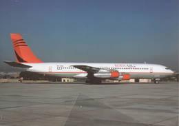 Koda Air Cargo B-707-373C 9L-DU At Luga - 1946-....: Era Moderna