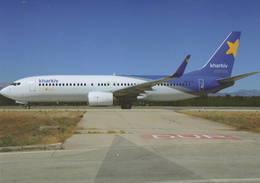 Kharkiv Airlines Boeing  B-737-8Q8 UR-CLS At Turchia AYT - 1946-....: Era Moderna