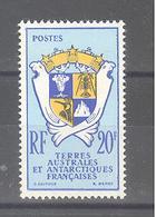 T.A.A.F. N°15 (Très Bon état, à 15% De La Cote) - French Southern And Antarctic Territories (TAAF)