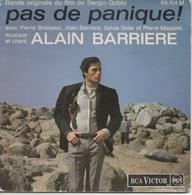 45T. Alain BARRIERE. BO Film : Pas De Panique ! - Filmmusik