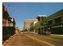 "CPM D'ORLANDO, ETATS-UNIS, Old Church Street Station Is Located To The Left In This Scene Of ORLANDO, Jamais Voyagé""' - Orlando"
