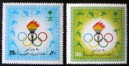(dcos-423)   Saudi-Arabia  -  Arabe Saoudite  -  Saoedi-Arabië     Michel  867-68    MNH - Saudi Arabia