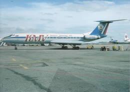 KMV Kavminvodyavia KMVavia Russia Tupolev TU-134A-3 RA-65139 At Mosca - 1946-....: Era Moderna