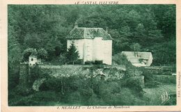 Meallet - Le Château De Montbrun - Autres Communes